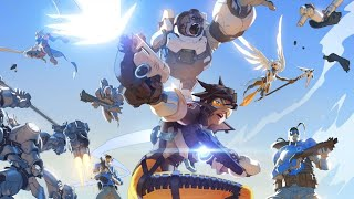 Overwatch | Live Stream | 3 Year Anniversary | Rank 3200 | Competitive | Stop Scrolling!