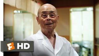 Jiro Dreams of Sushi (1/11) Movie CLIP - Fall in Love With Your Work (2011) HD