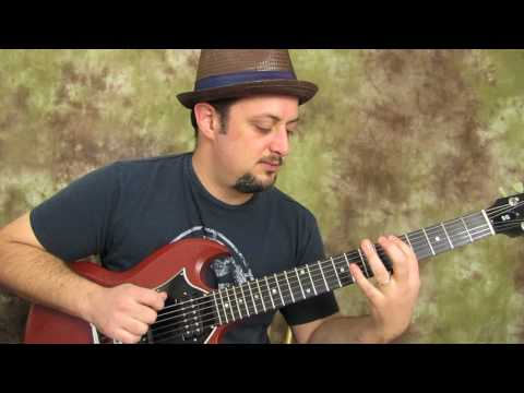 Guitar Scales - Major Pentatonic Extension Scale - Guitar Solos