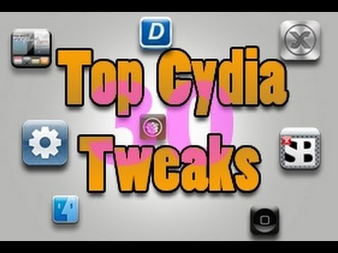 30 Awesome iOS 5 Cydia Tweaks August 2012