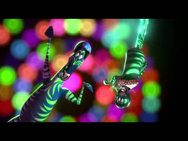 Katy Perry FireWork Madagascar 3 Europes Most Wanted 2012 avi