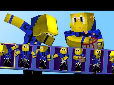 Fortnite Tänze in Minecraft! (Fortnite Mod) - Mod Vorstellung