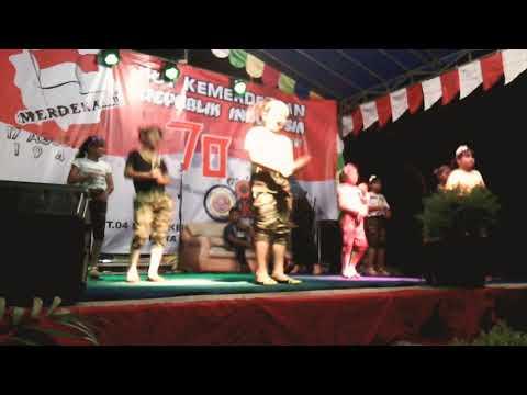 Tarian Heboh Janger Siti Badriah