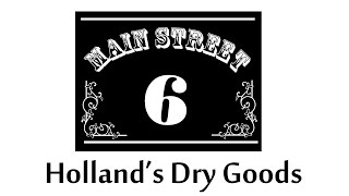 Holland Dry Goods
