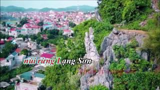 Lạng Sơn quê tôi karaoke