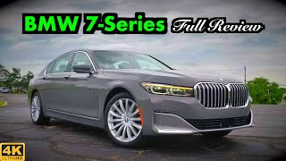 2020 BMW 7-Series: FULL REVIEW + DRIVE | $112k is a BARGAIN for This Much Luxury!