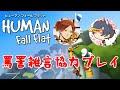 【罵詈雑言協力プレイ】ぐにゃぐにゃ人間のゲームやってみた【Human:Fall Flat】 thumbnail