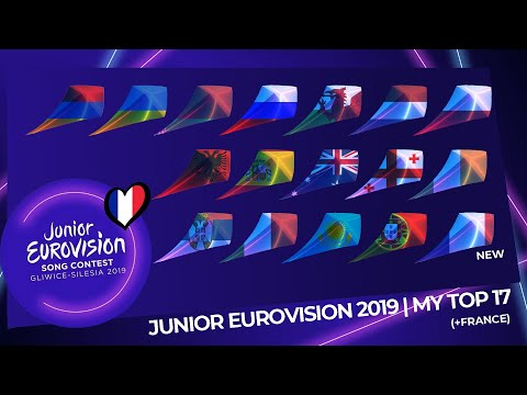 Junior Eurovision 2019 | My Top 17 (So Far) | (+France