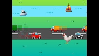 Make your own version of Crossy Road