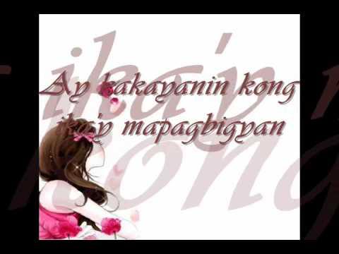 Nasaan ka na...by kyla w lyrics