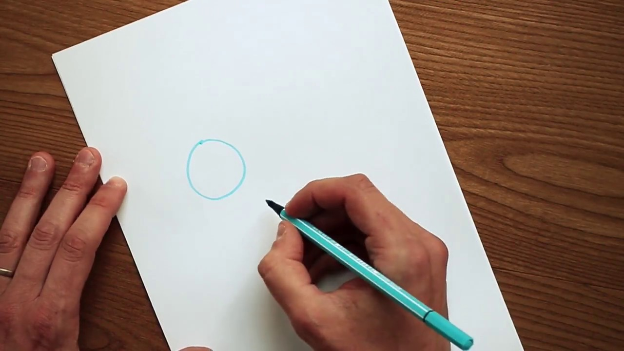Disegni di animali facili facili per bambini youtube for Disegni facili colorati