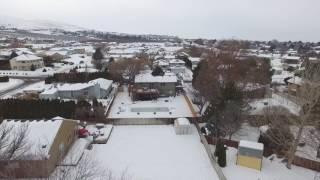 Winter In Tri-Cities Washington