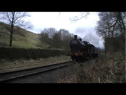 East Lancs Railway 'February Steam Weekend' visit Saturday 23/02/2013