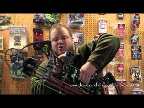 2014 Mathews ChillR: Setting Up the Bow