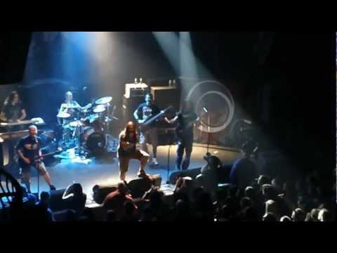 Textures - Live in Koko, London 18.12.2012