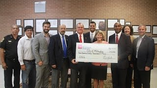 2015 — TDEC grant to Millington, Tennessee