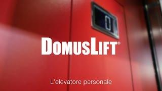 DomusLift S-Small, mini ascensore per piccoli spazi