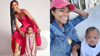 "Gabrielle Union's Daughter ""Kaavia"" Looks Nothing Like This Now - She is Much Older & Gorgeous!"