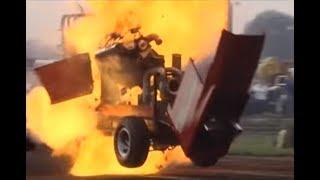 Tractorpulling - Best of Crash