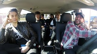 Stars In Cars With Why Don't We Ends In Huge Surprise For Fan