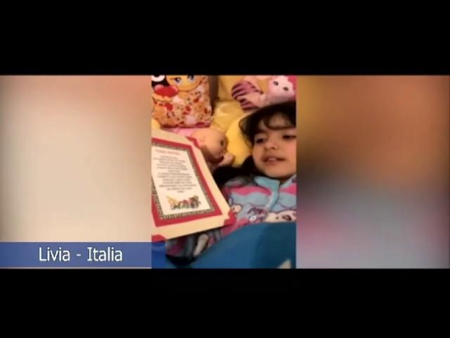 Amigos do Papo: Estação Salvador e Lívia - Itália