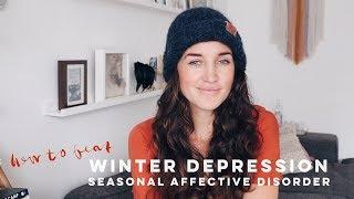 How to beat winter depression / seasonal affective disorder - #GETZENWITHZOE