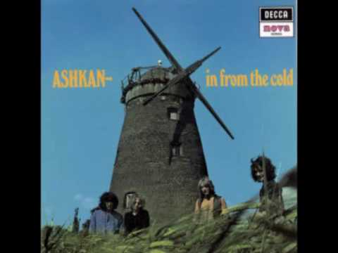 Ashkan In From The Cold