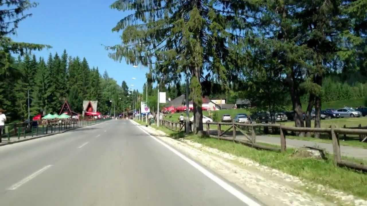 Poiana Brasov Romania  city photos gallery : Romania, Poiana Brasov Mountain Resort YouTube