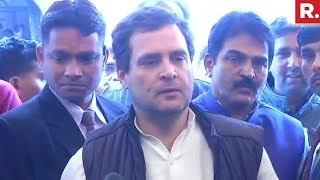 Rahul Gandhi Reply To PM Narendra Modi's Parliament Speech