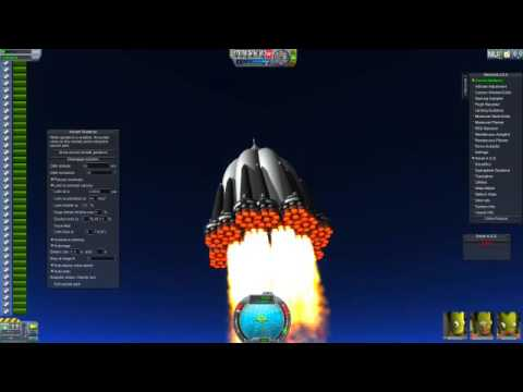 Kerbal Space Programme / Building Weird on wonderful things