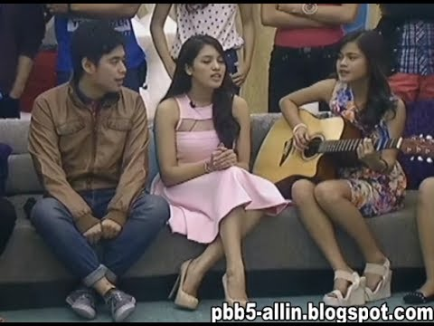 Pbb All In Leaving On A Jet Plane By Maris, Jane & Jacob video