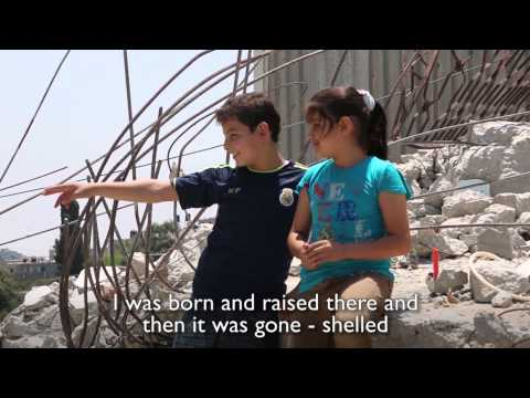 Losing a home in Gaza | World Vision UK