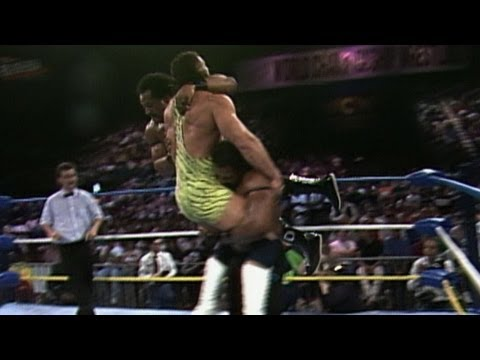 WWE Hall of Fame: Ron Simmons & Butch Reed defeat The
