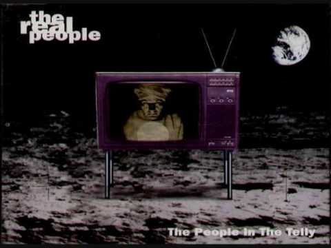 the real people - People In The Telly