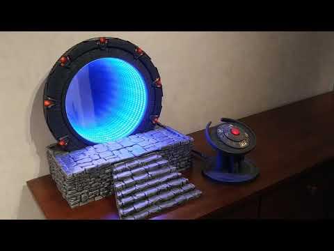 Kristian's Stargate Project