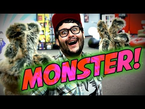SourceFed PLAYS - Monster!