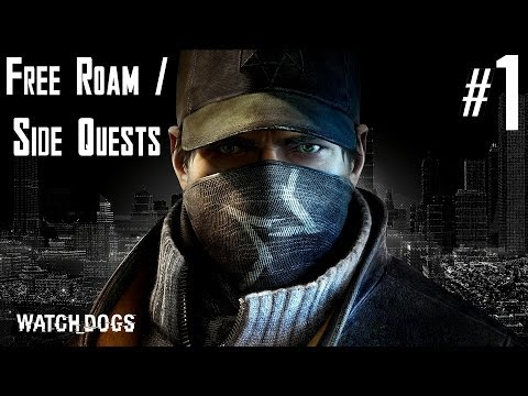 Watch Dogs - Free Roam / Side Quests Walkthrough - Part 1 - Chicago
