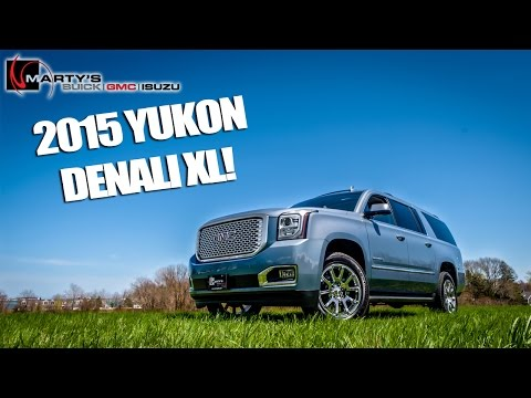 2015 GMC Yukon Denali XL - Quick Look!