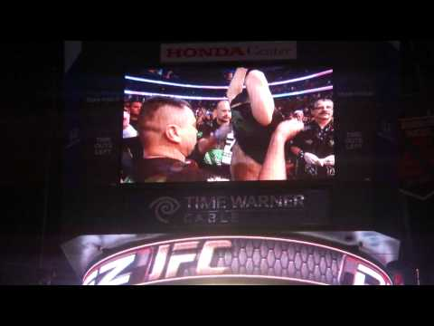Diego Sanchez Entrance UFC 121 Image 1