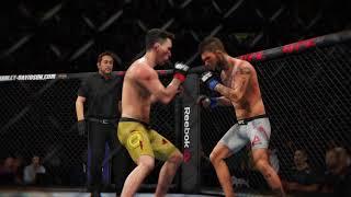 EA SPORTS™ UFC® 3 Brutal ko