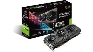 Asus Geforce Strix GTX 1080 Ti | UNBOXING