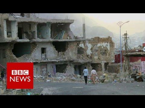 Thousands die in Yemen's 'forgotten war' - BBC News