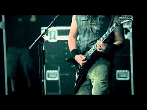 Trivium - Built To Fall (Live @ Chapman Studios)