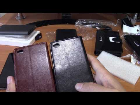 Подборка чехлов для любителей книжек-бумажников (смартфоны Xiaomi)