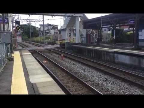 上今市駅の投稿動画「東武日光線...