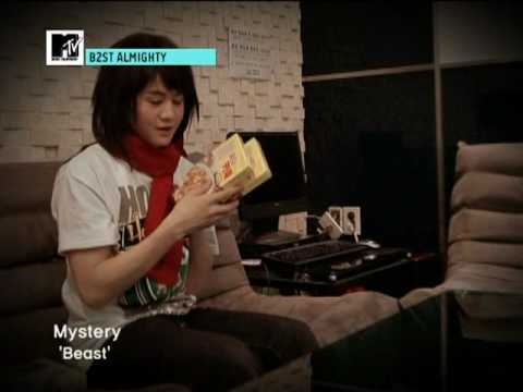 【mv】 Beast - Mystery (mtv) video