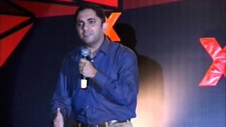Bunk the Junk Thoughts: Akash Gautam at TEDxIIMRaipur