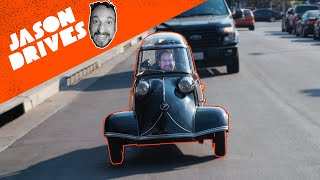 Drag Racing the Smallest Cars in the World