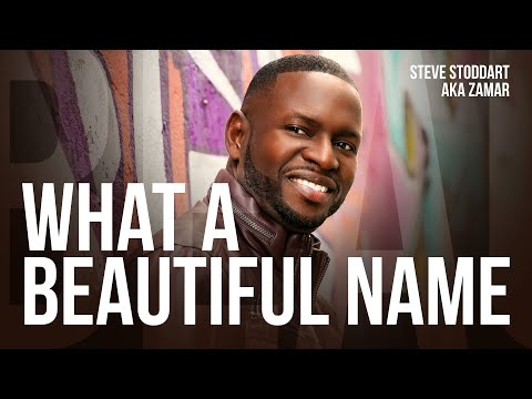 'What A Beautiful Name'- Steve Stoddart (Reggae Version) Music by Dale Virgo