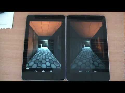Nexus7: Stock ROM vs CyanogenMod 10